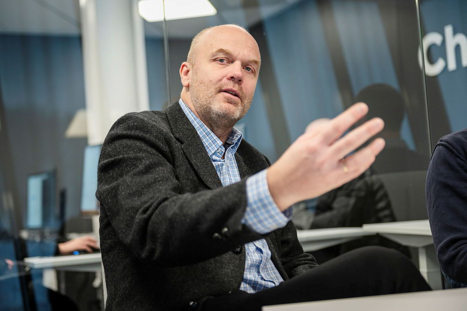 – Gründere uten hårete mål blir aldri store, mener styreleder i Checkin og økonomiprofessor Roy Mersland.