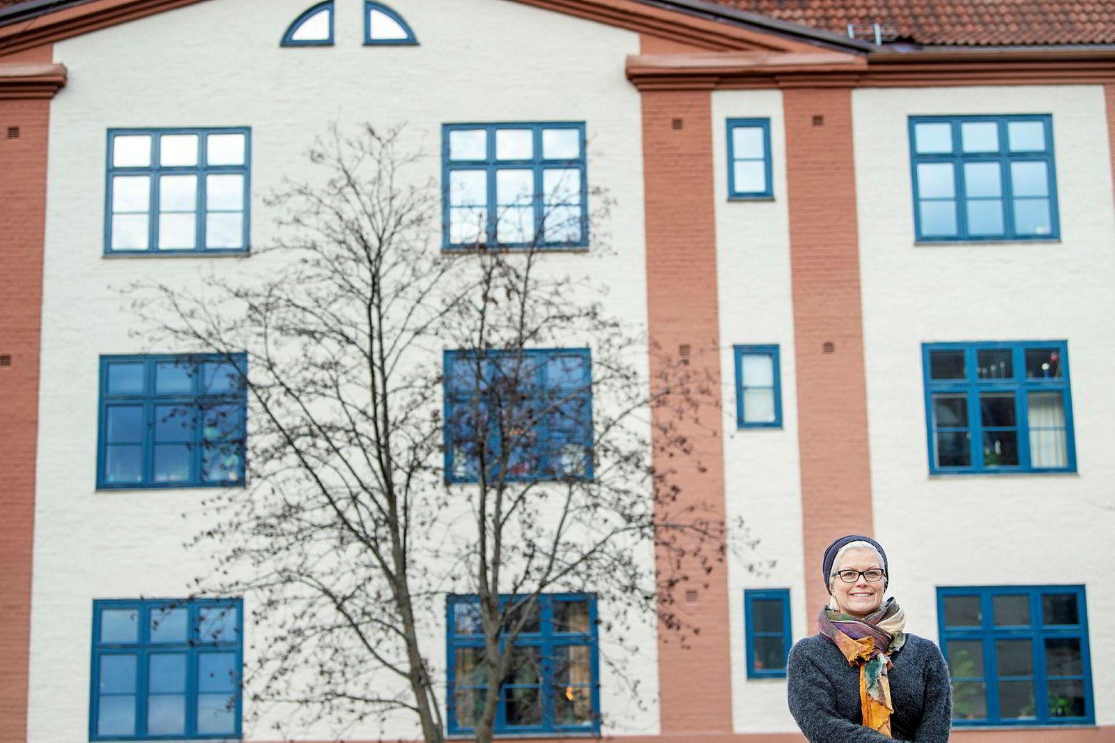 Iren Ulstein er fra Ulsteinvik, men har bodd på Torshov i Oslo de siste 30 årene. Hun mener nettleien burde være lik for alle.