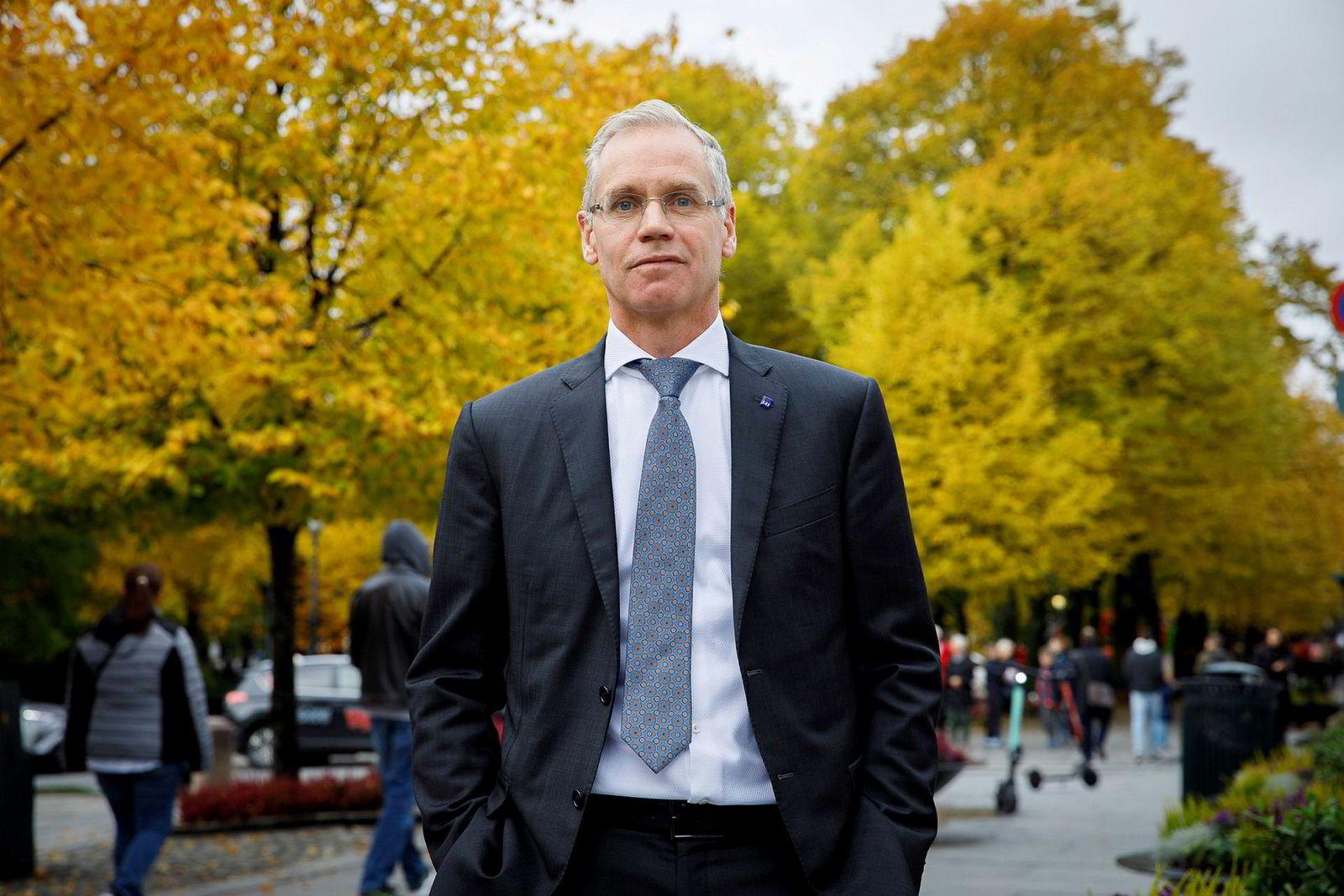 SAS-sjef Rickard Gustafson har forsøkt å få med toppsjefene i verdens største flyselskaper på klimakamp – og merket stor endring i løpet av dette året.