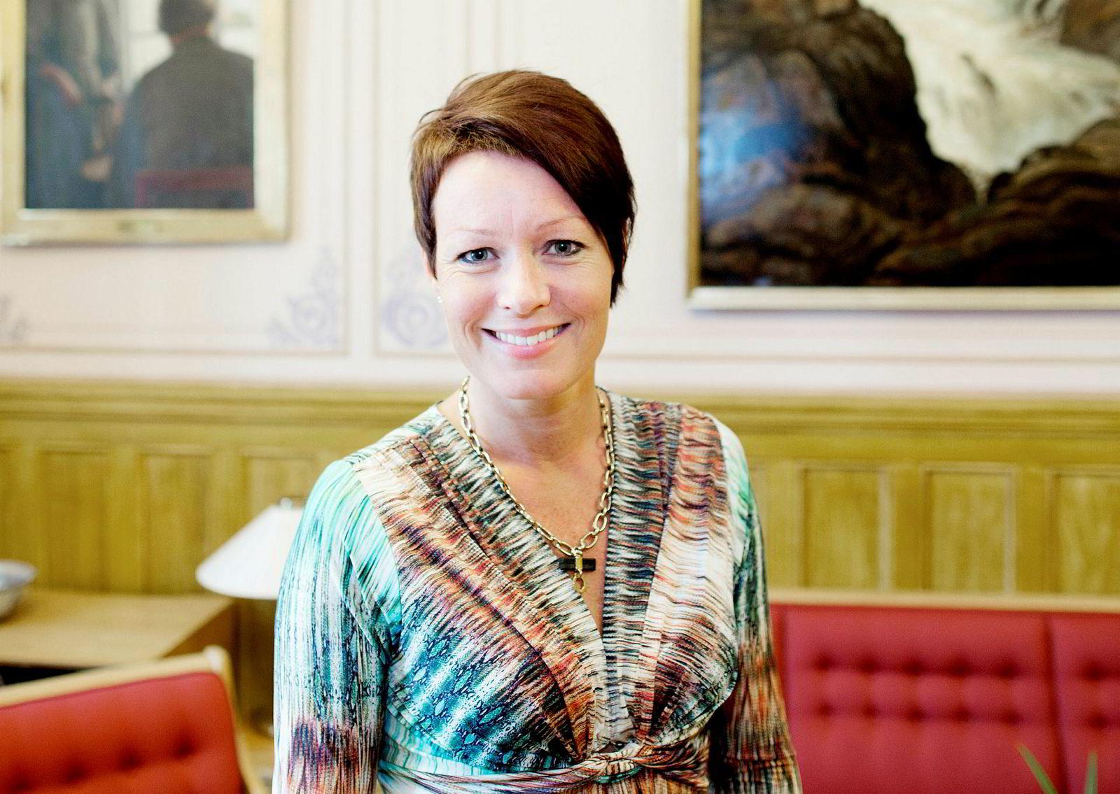 Line Henriette Hjemdal i KrF har lang erfaring som stortingspolitiker, både som næringspolitisk talsperson og fra presidentskapet. Hun ble ikke gjenvalgt i høst. Nå er hun en av kandidatene til å bli ny riksrevisor.