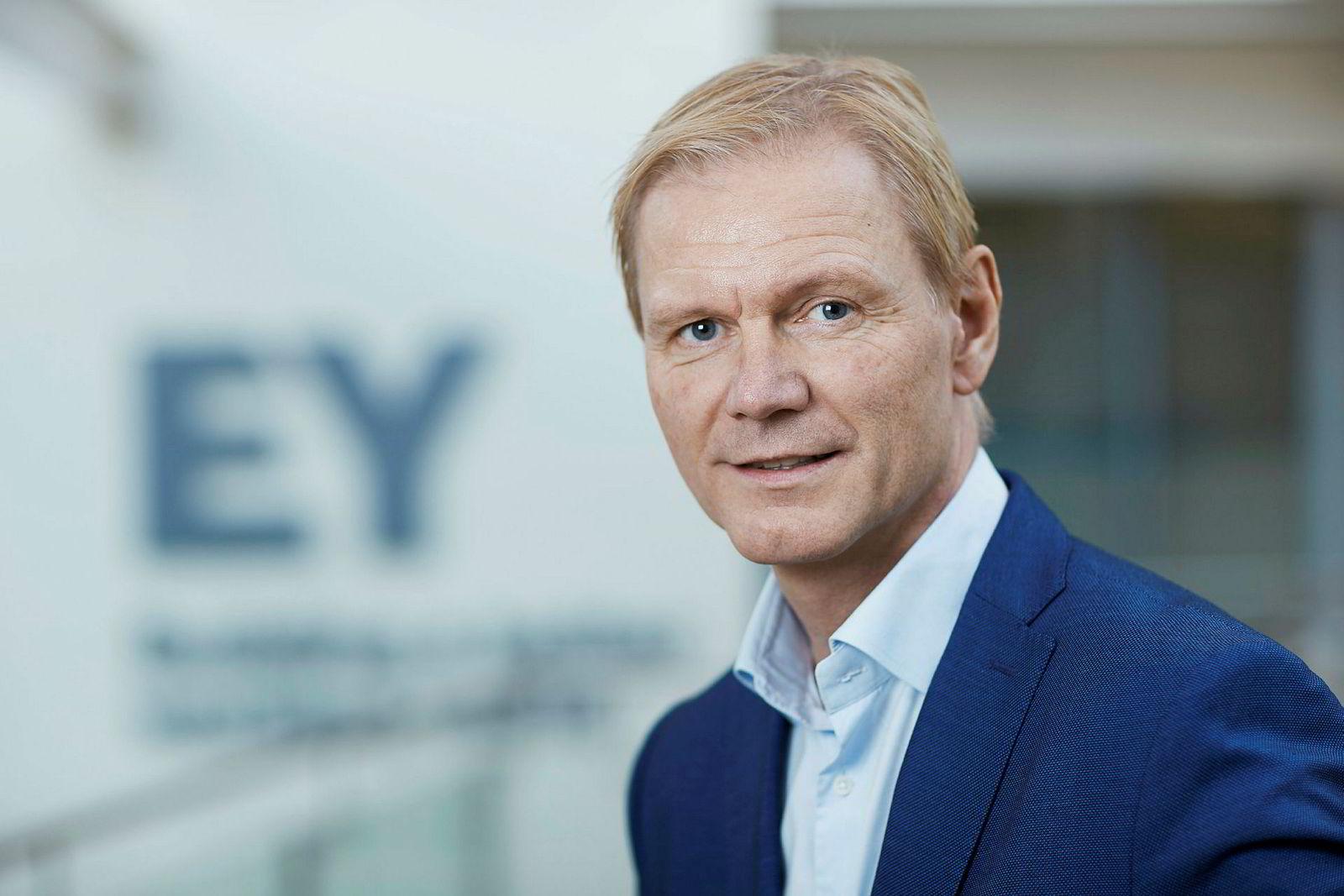 – Skyes ressurser utfyller vår kompetanse, sier partner Stig Thorgersen i EY