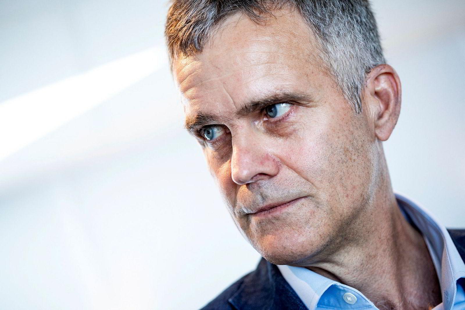 Tidligere sjef for Equinor, Helge Lund.