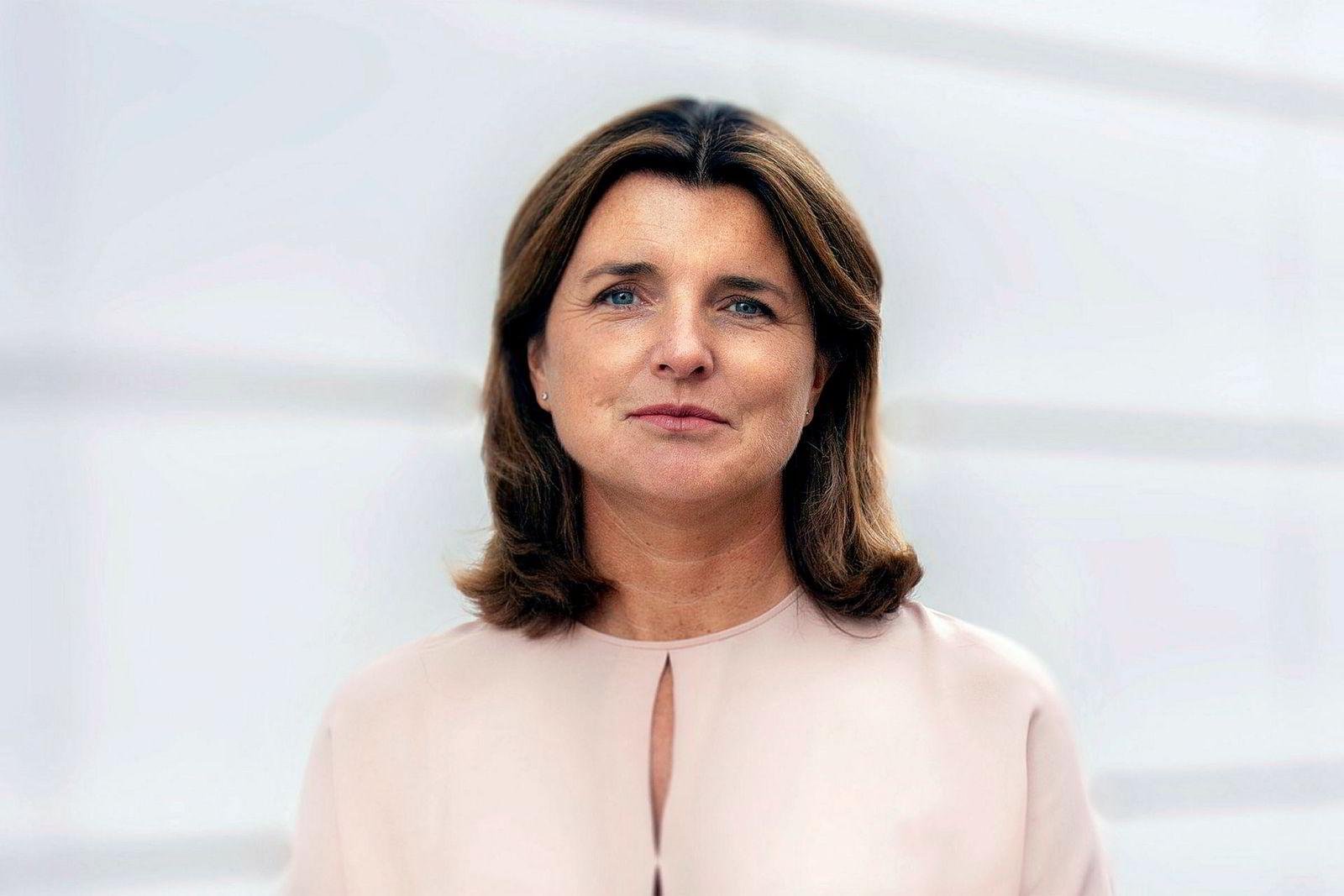 Nina Schanke Funnemark, administrerende direktør i Lånekassen,
