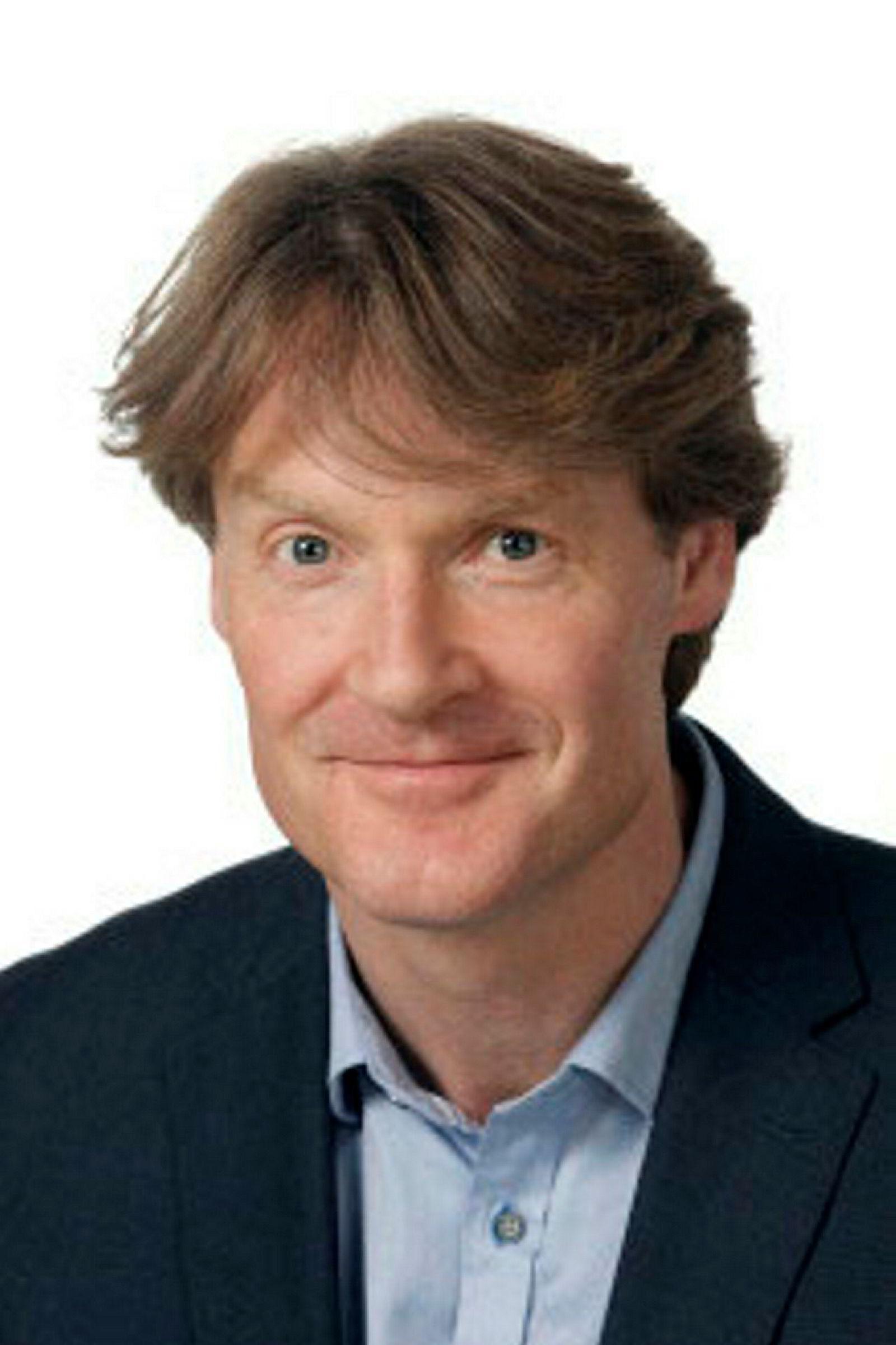 Robert Rønning, Kommunikasjonsdirektør, Orkla Confectionery & Snacks Norge