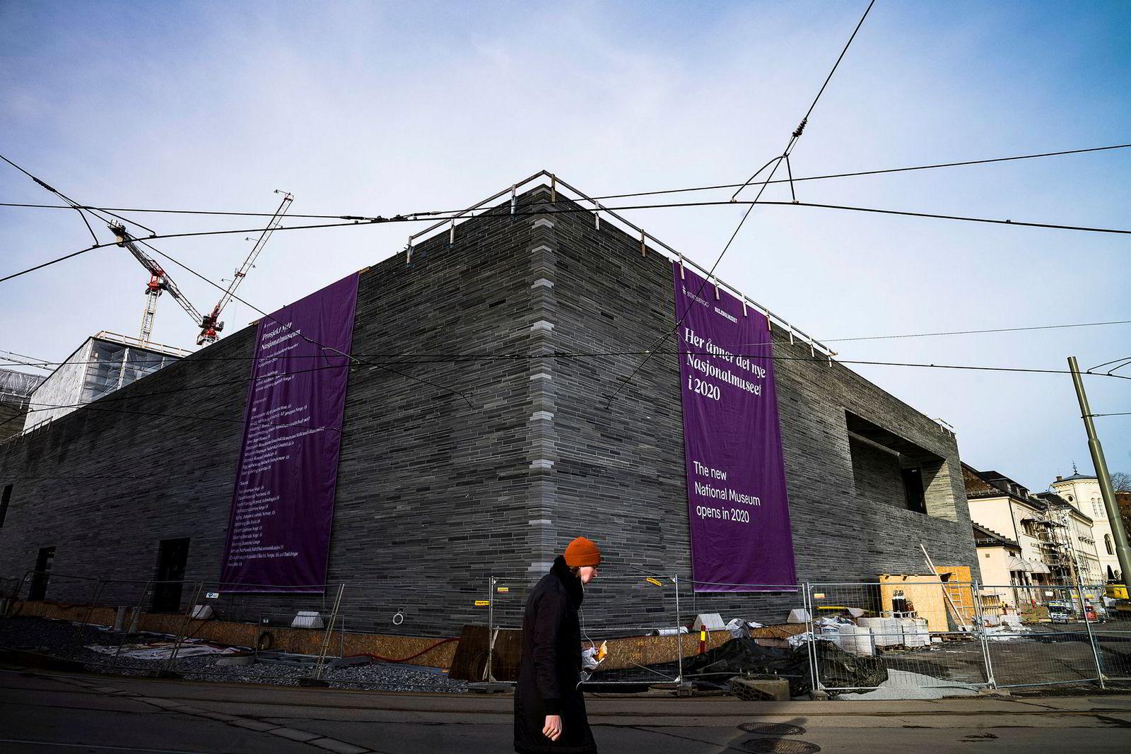 Bomek har tapt stort på 100 millioners kontrakten til Nasjonalmuseet.