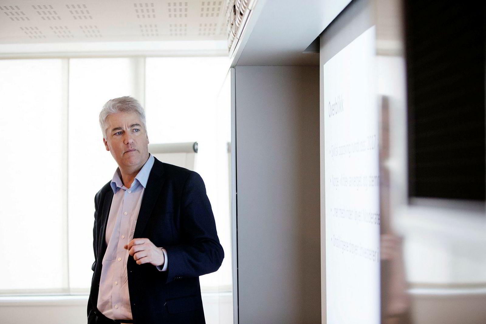 Sjeføkonom Øystein Dørum tror flere av ytelsene kan bli avviklet som en følge av forslaget.