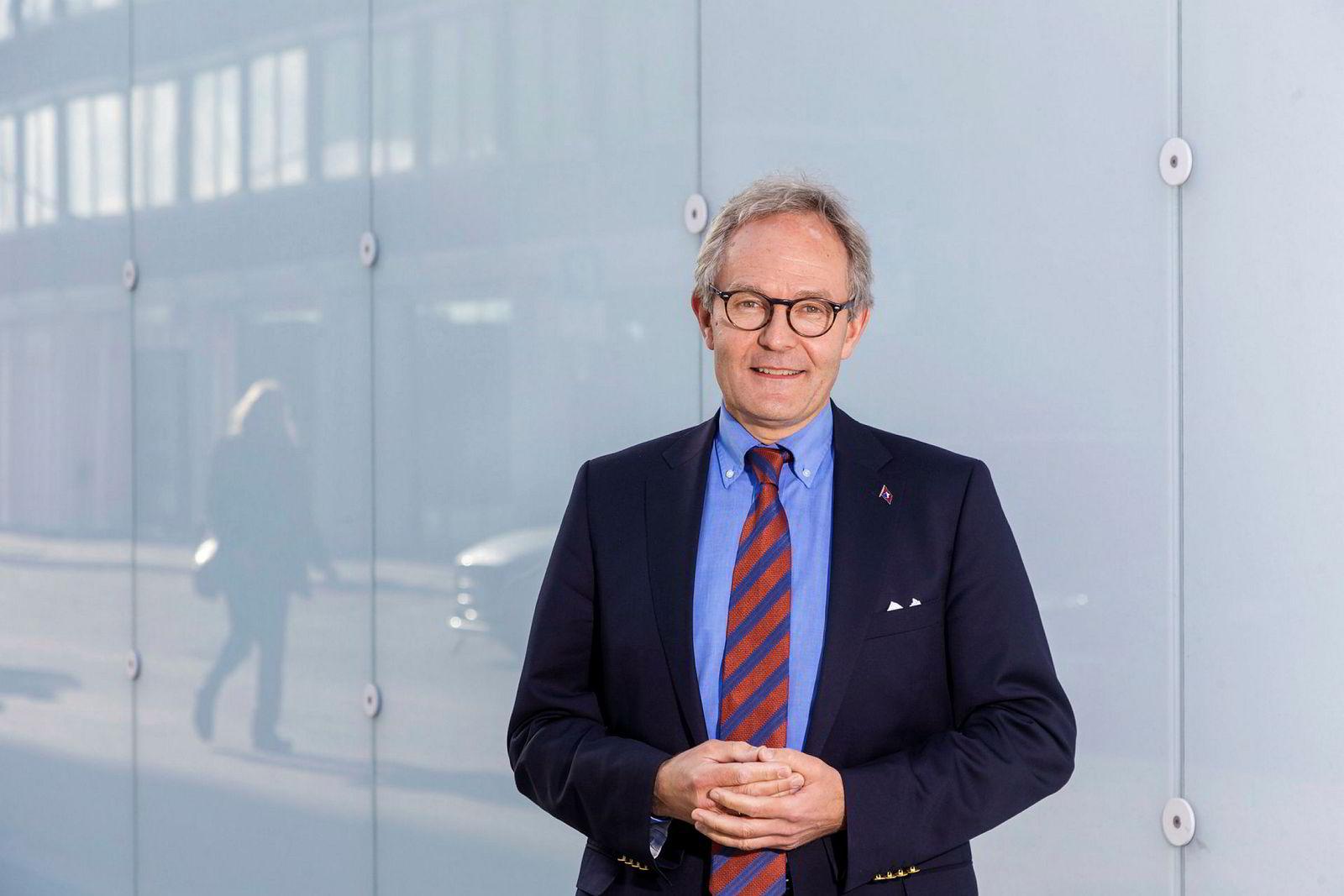 Felix Tschudi kontrollerer Sydvaranger as.