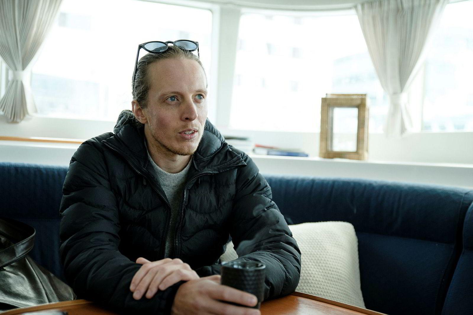 Anton Heijbel hos Pukka Travels opplever sterk vekst i reiselivsmarkedet i Tromsø.