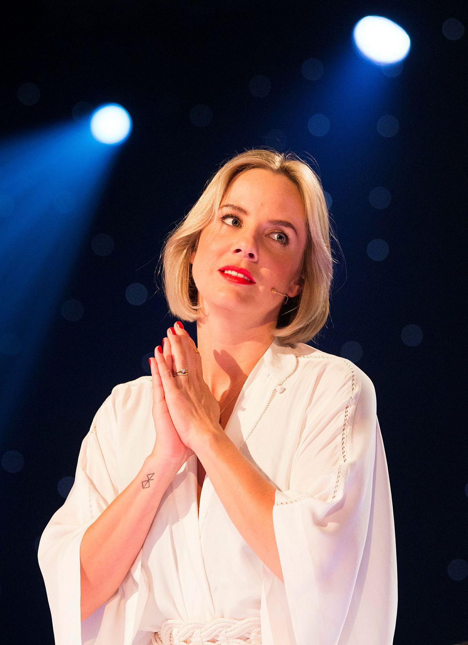 Ina Wroldsen var dommer i Idol i 2016, men har gjort karriere som låtskriver for andre artister.