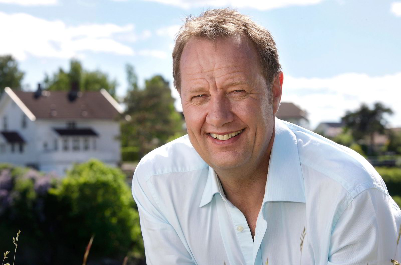 Pål Thoresen er programleder i NRK. Foto: