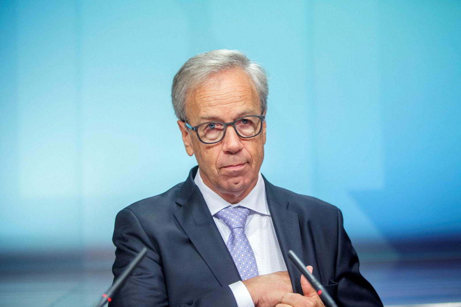 Sentralbanksjef Øystein Olsen holder styringsrenten historisk lav, og bankenes innlån er blitt billigere.