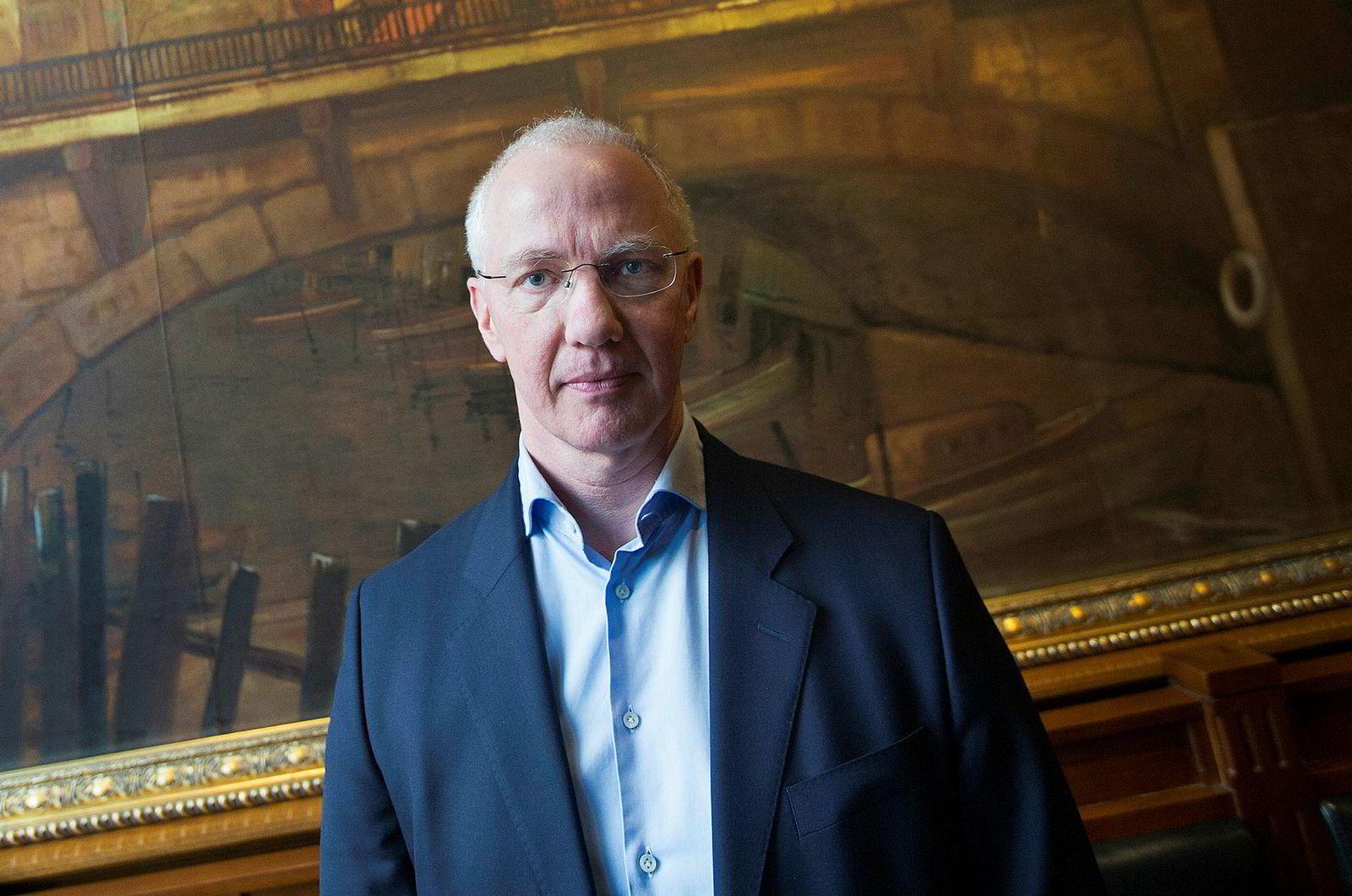 Vi har vært skeptiske til olje og offshoresektoren, sier Storebrand-forvalter Alf Inge Gjerde.