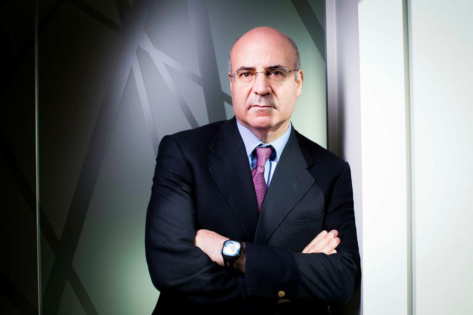 Hedgefondforvalter Bill Browder er utrettelig i kampen mot korrupsjon i Russland.