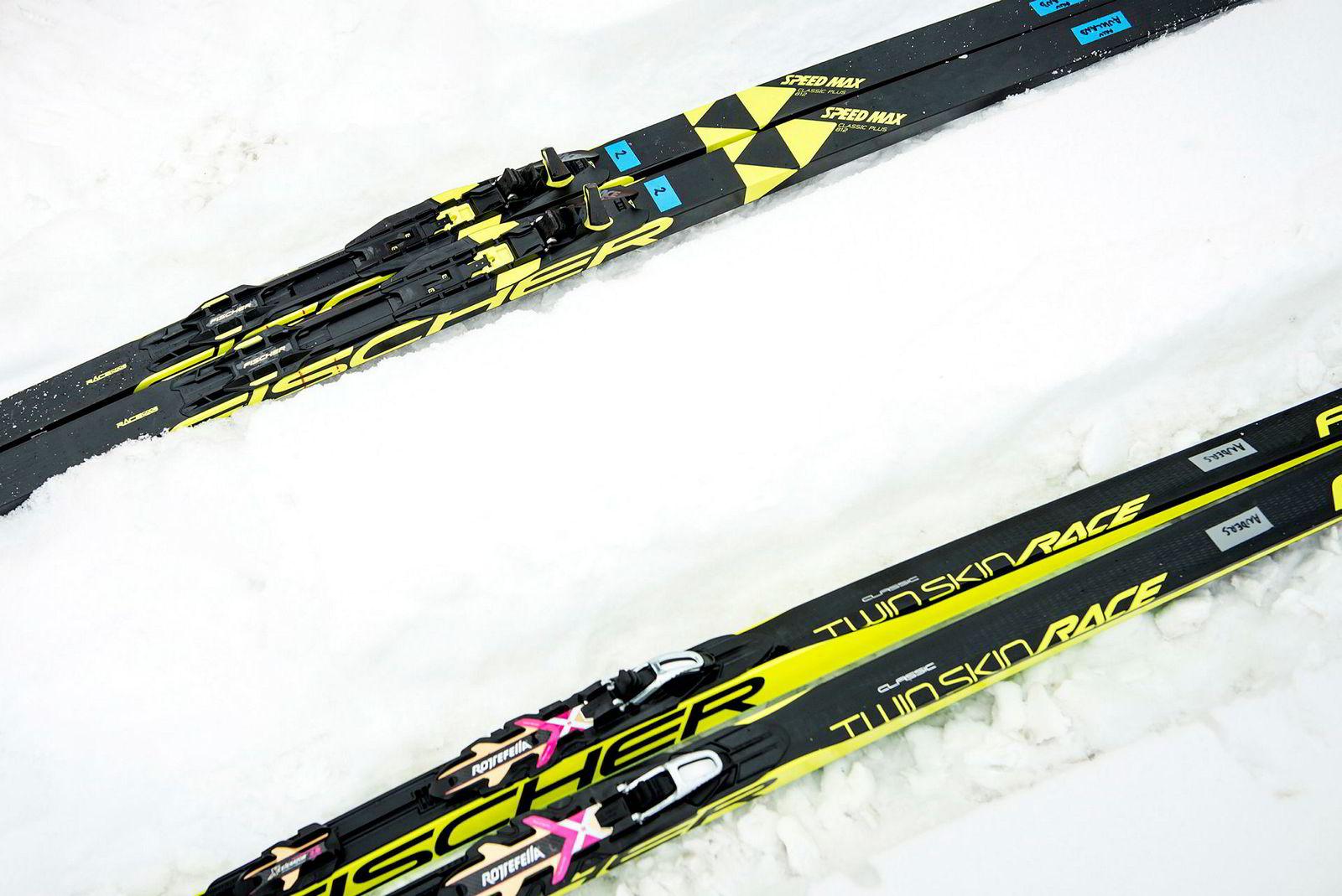 Aukland-brødrene skal krysse Grønland med racing-ski, og tester blant annet felleski før turen.
