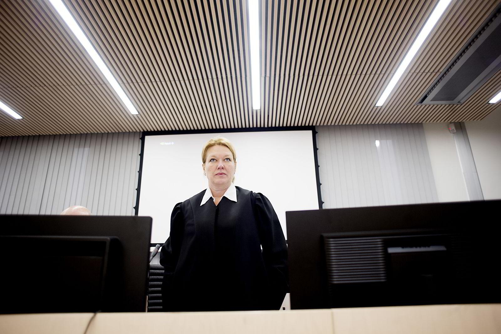 Marianne Djupesland, Økokrim.