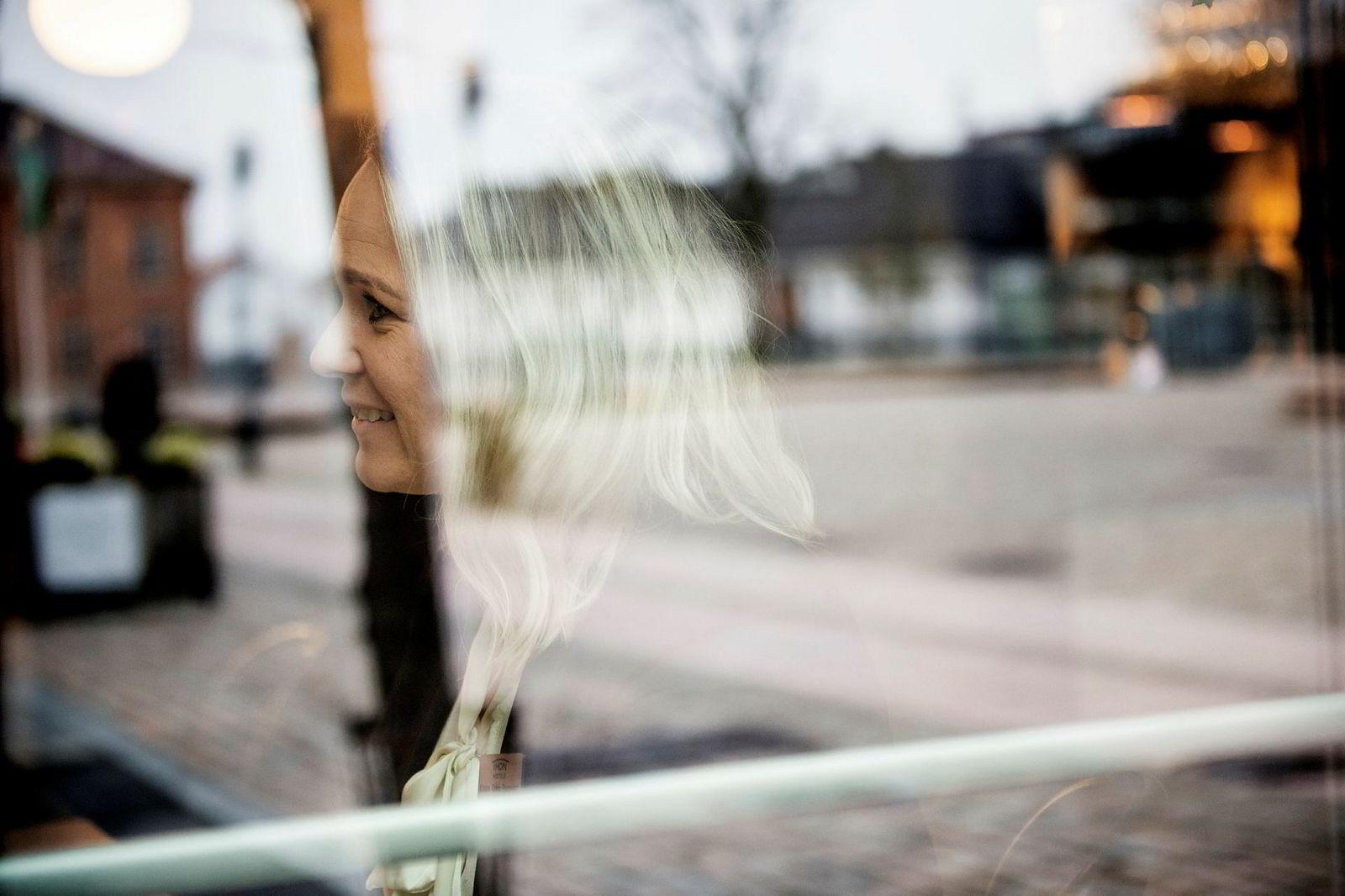 – Det tar tid å innarbeide et helt nytt hotellprodukt, sier Kristine Obling Ravnevand.