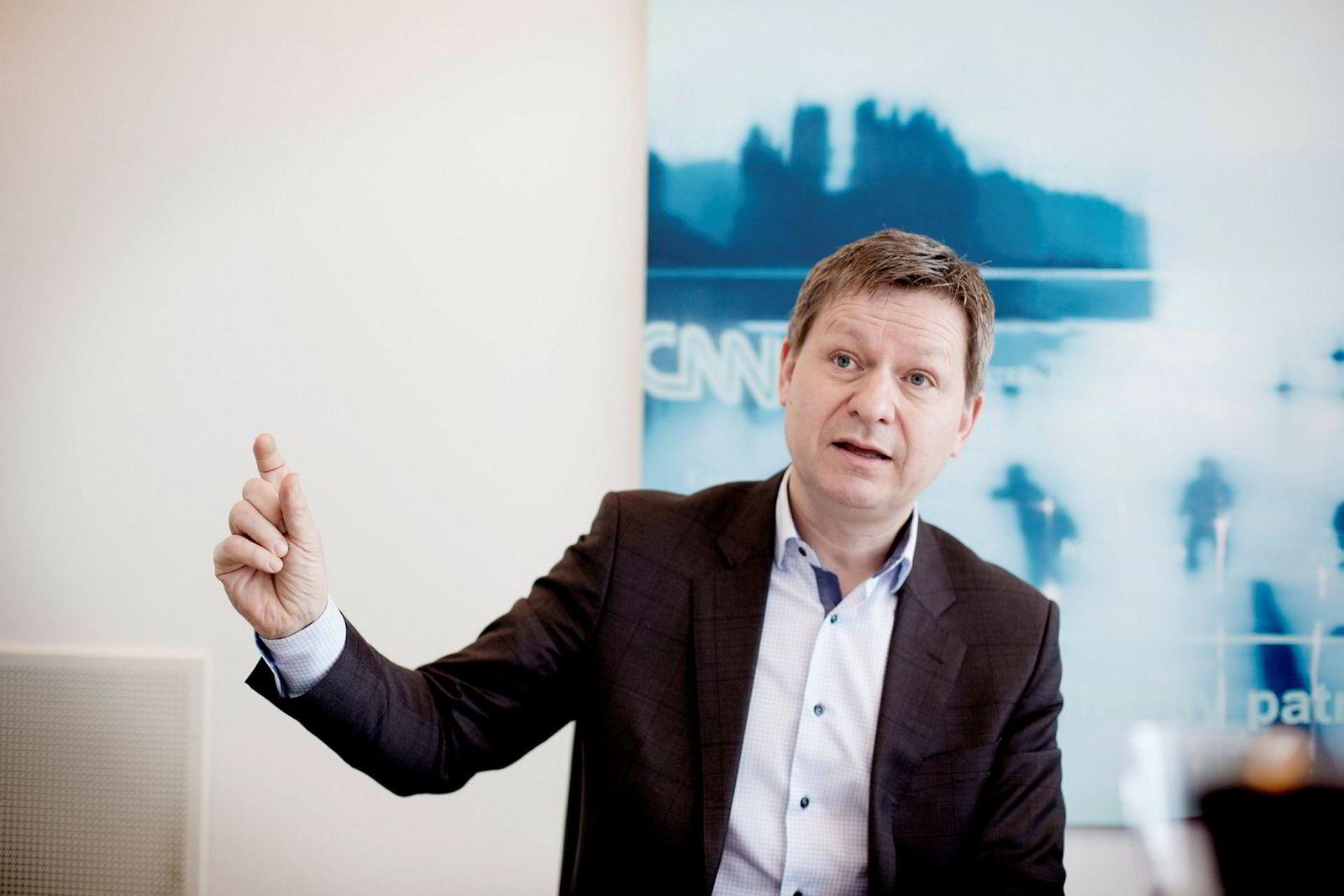 – Det brede bildet er at etter oljesmellen i 2014 og 2015, er kredittmarkedet kommet tilbake, som det alltid gjør, sier kredittanalysesjef Pål Ringholm i Sparebank 1 Markets.