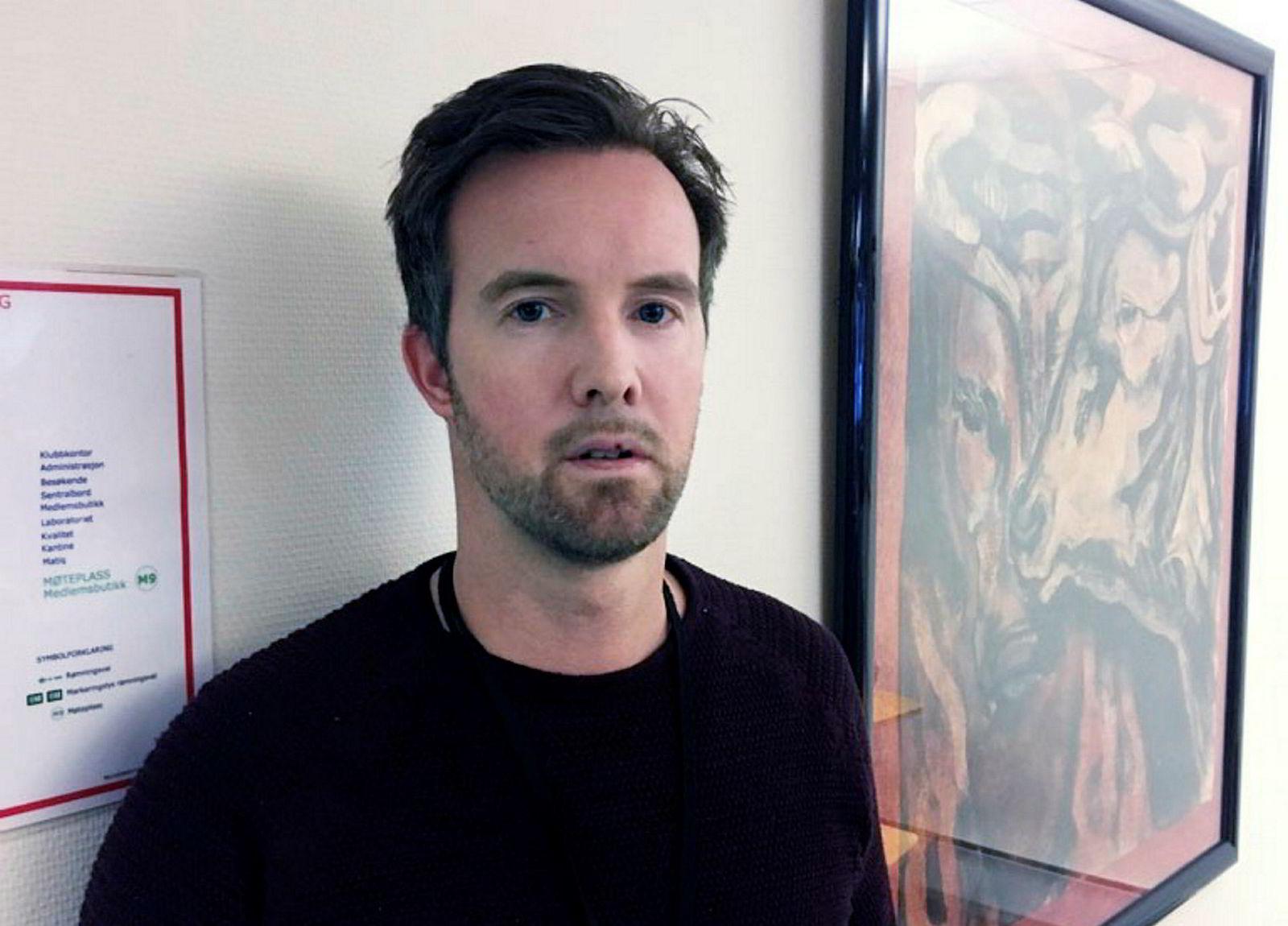 Kenneth Johansen, konserntillitsvalgt i Nortura.