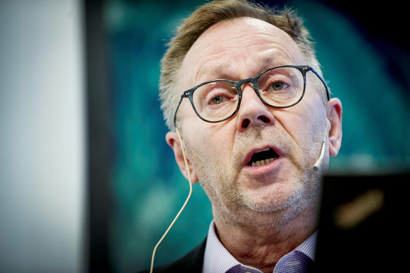 John Arne Markussen, ansvarlig redaktør i Dagbladet, kunne i mars melde at han var inne i sin siste periode som Dagbladet-sjef.