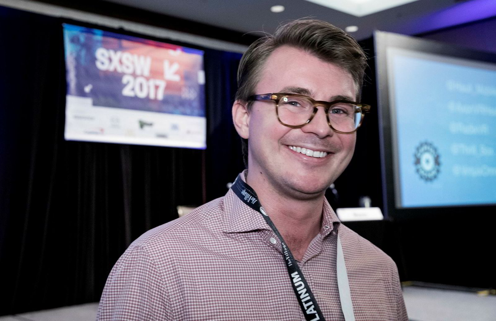 Will Mason fra Upload er på South By Southwest for å snakke om vr.