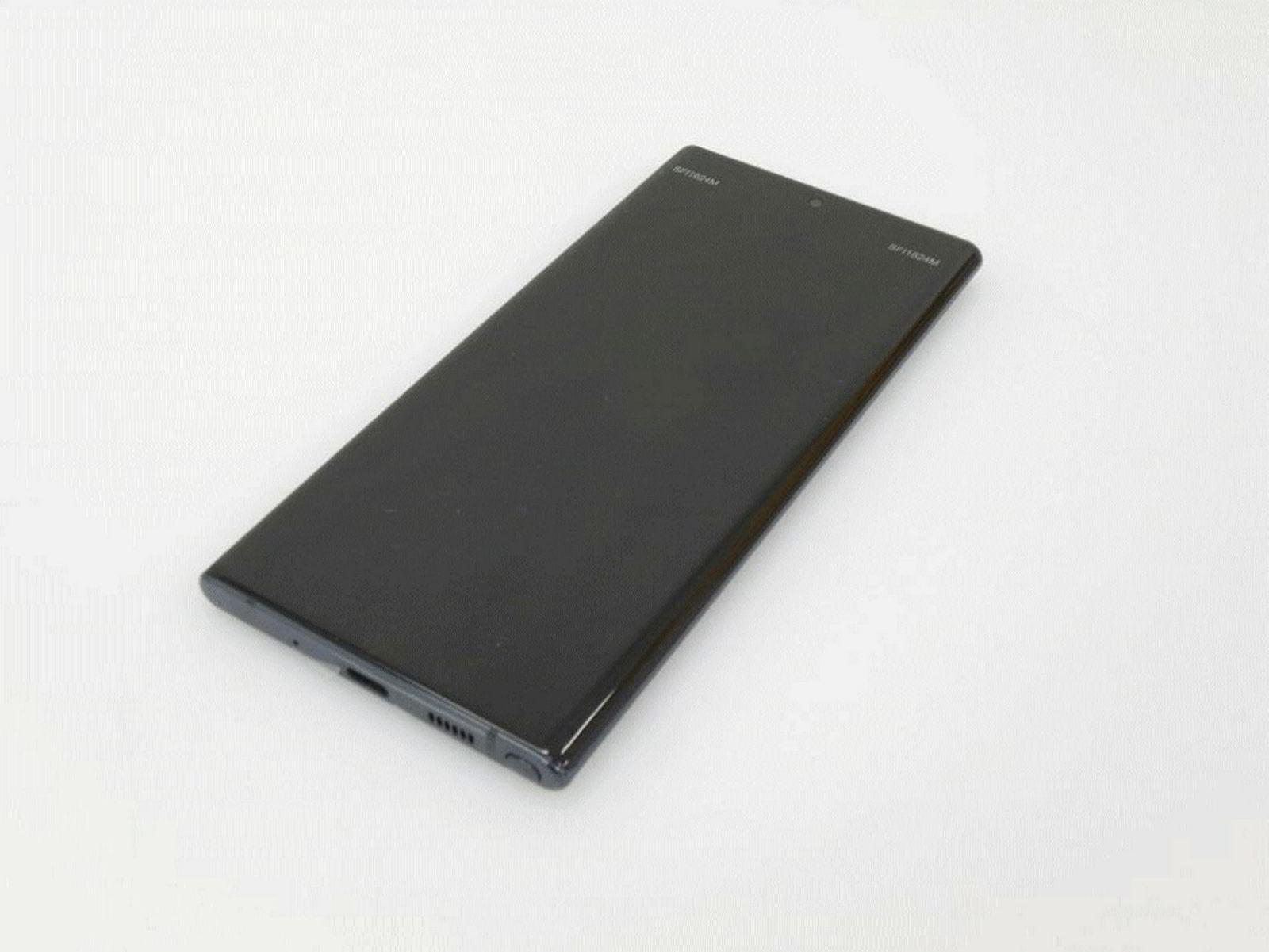 Skjermen på Galaxy Note 10 er på over 6,6 tommer. For første gang har Samsung fjernet den tradisjonelle hodetelefonpluggen. Man må benytte trådløs lydoverføring via bluetooth.