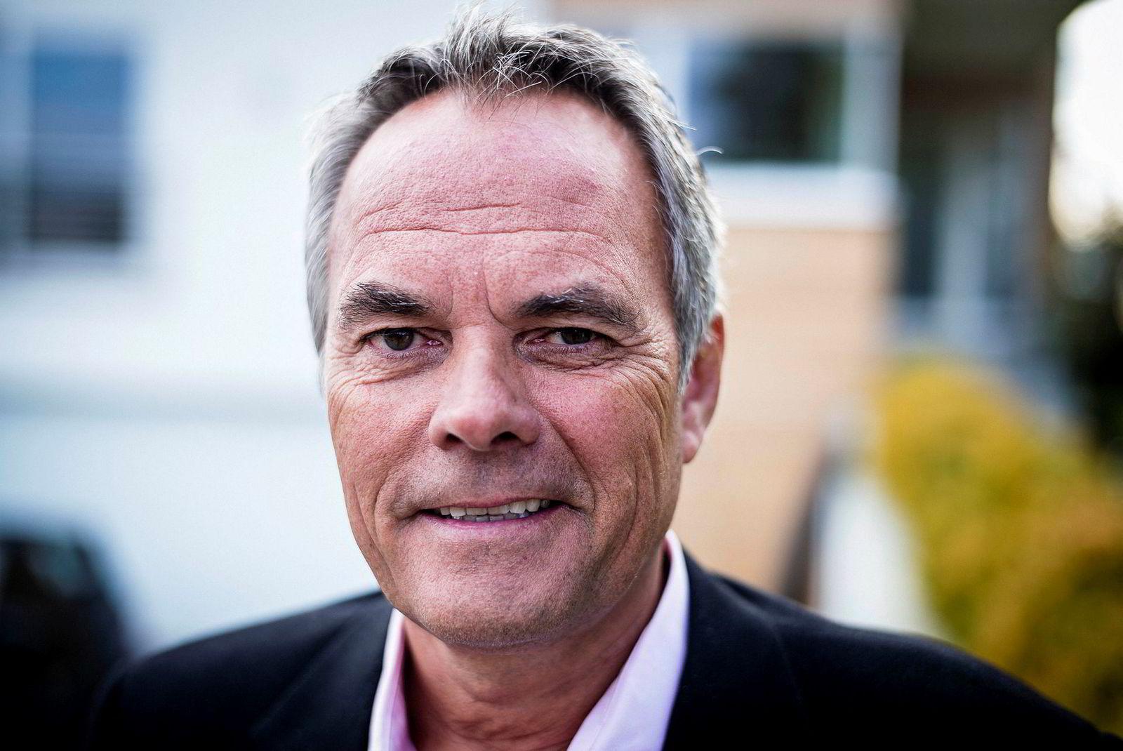 Eiendomsmegler og partner i Nordvik, Nils Nordvik.