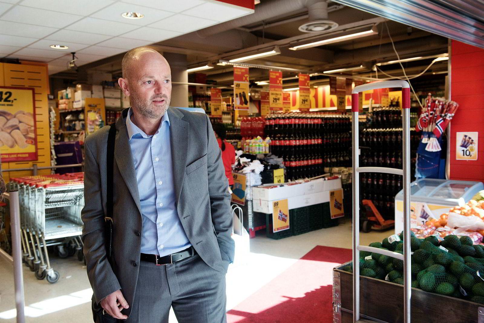 – Rema er ikke i førersetet på pris lenger, sier Coops komunikasjonsdirektør Bjørn Takle Friis.