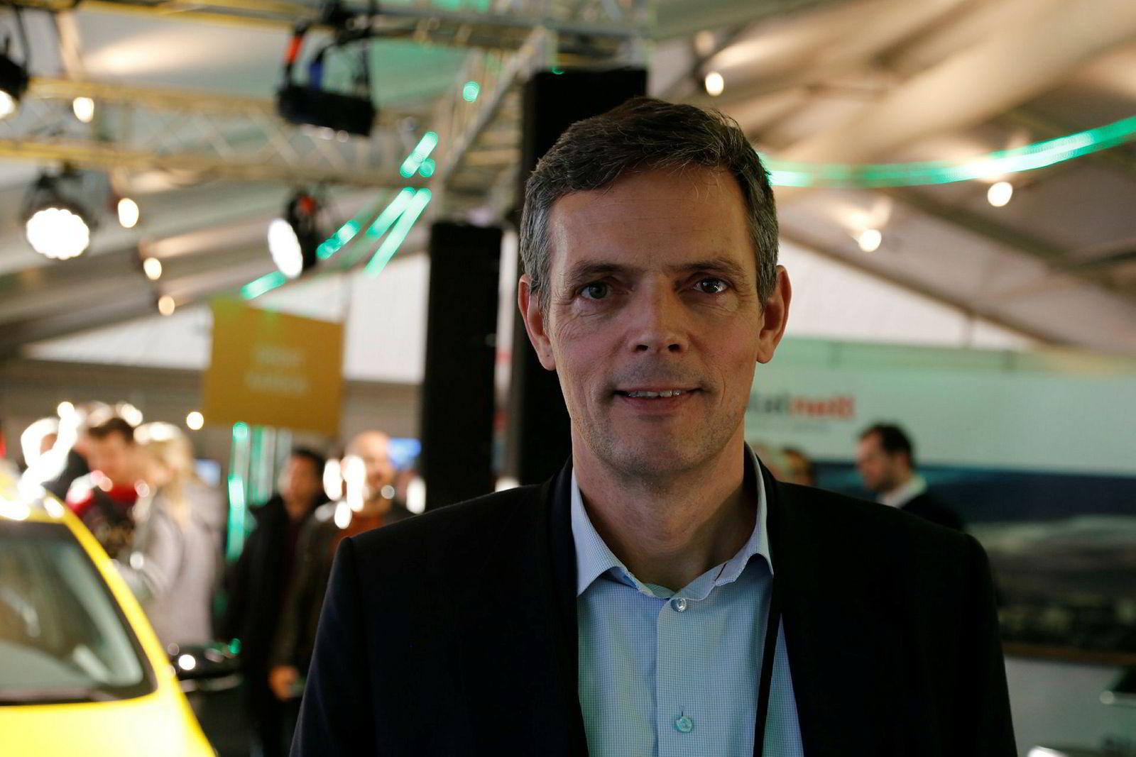 Bjarne Schildrop er sjefanalytiker for råvarer i SEB.