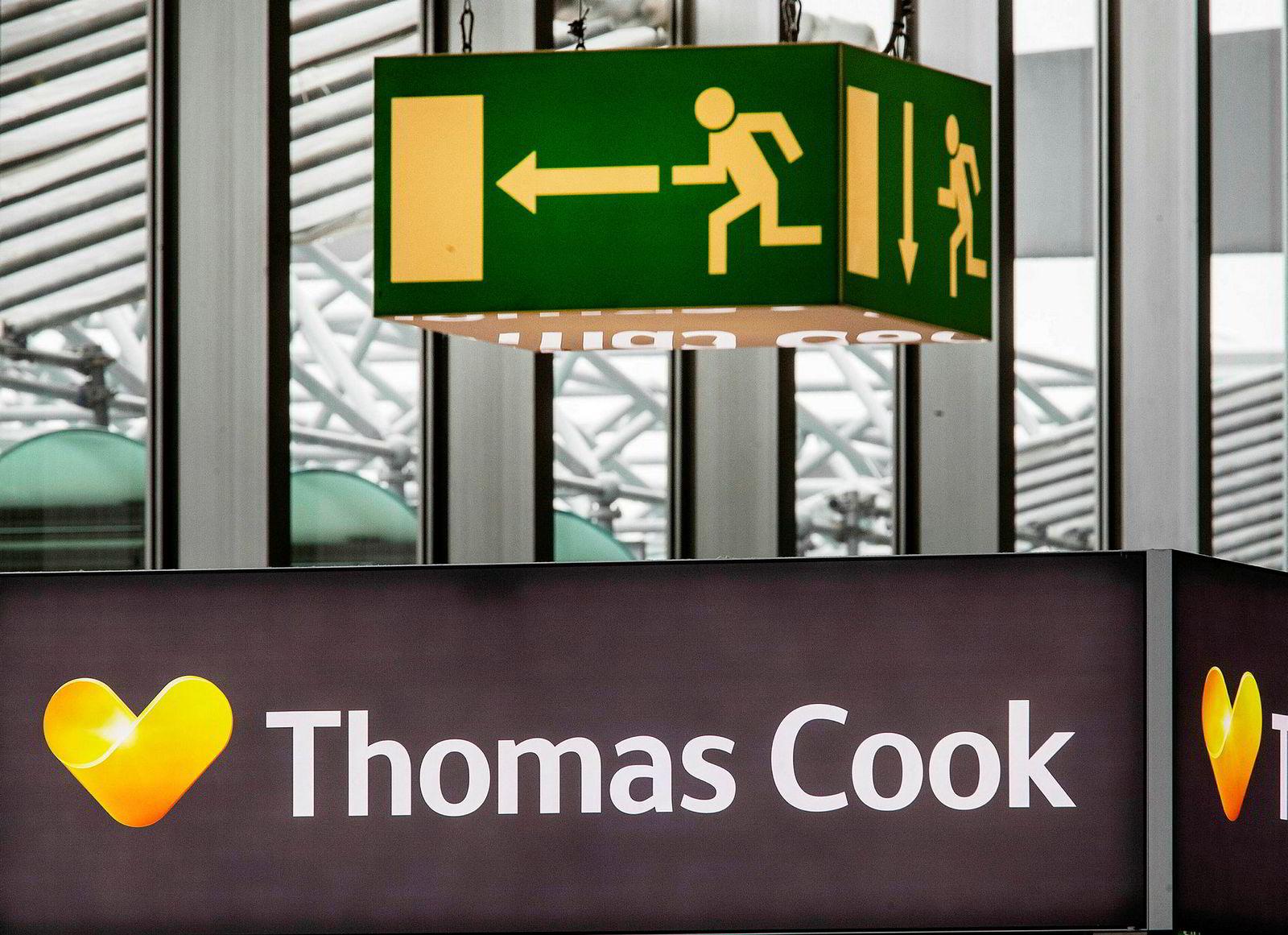DNB har vært en av de største långiverne for Thomas Cook de senere år – og er hovedbankforbindelse til den nordiske virksomheten. Banken har allerede tatt et milliardtap etter konkursen.