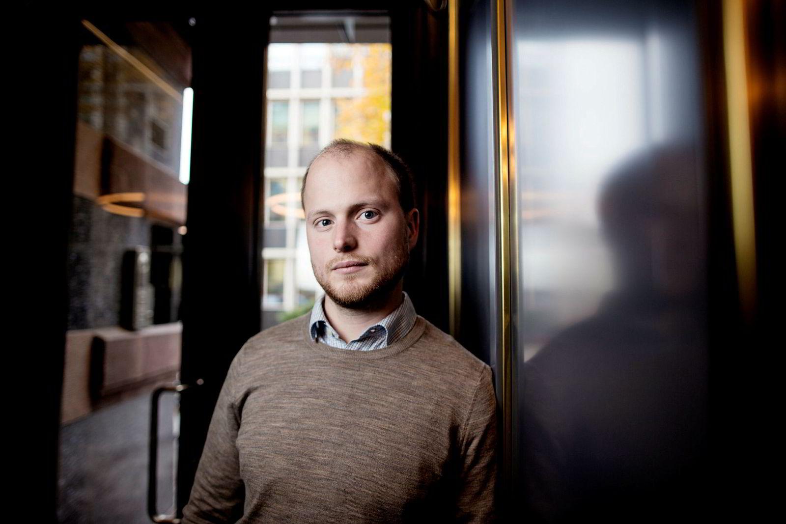 Advarer mot «svenske tilstander». Haakon Riekeles i Civita.