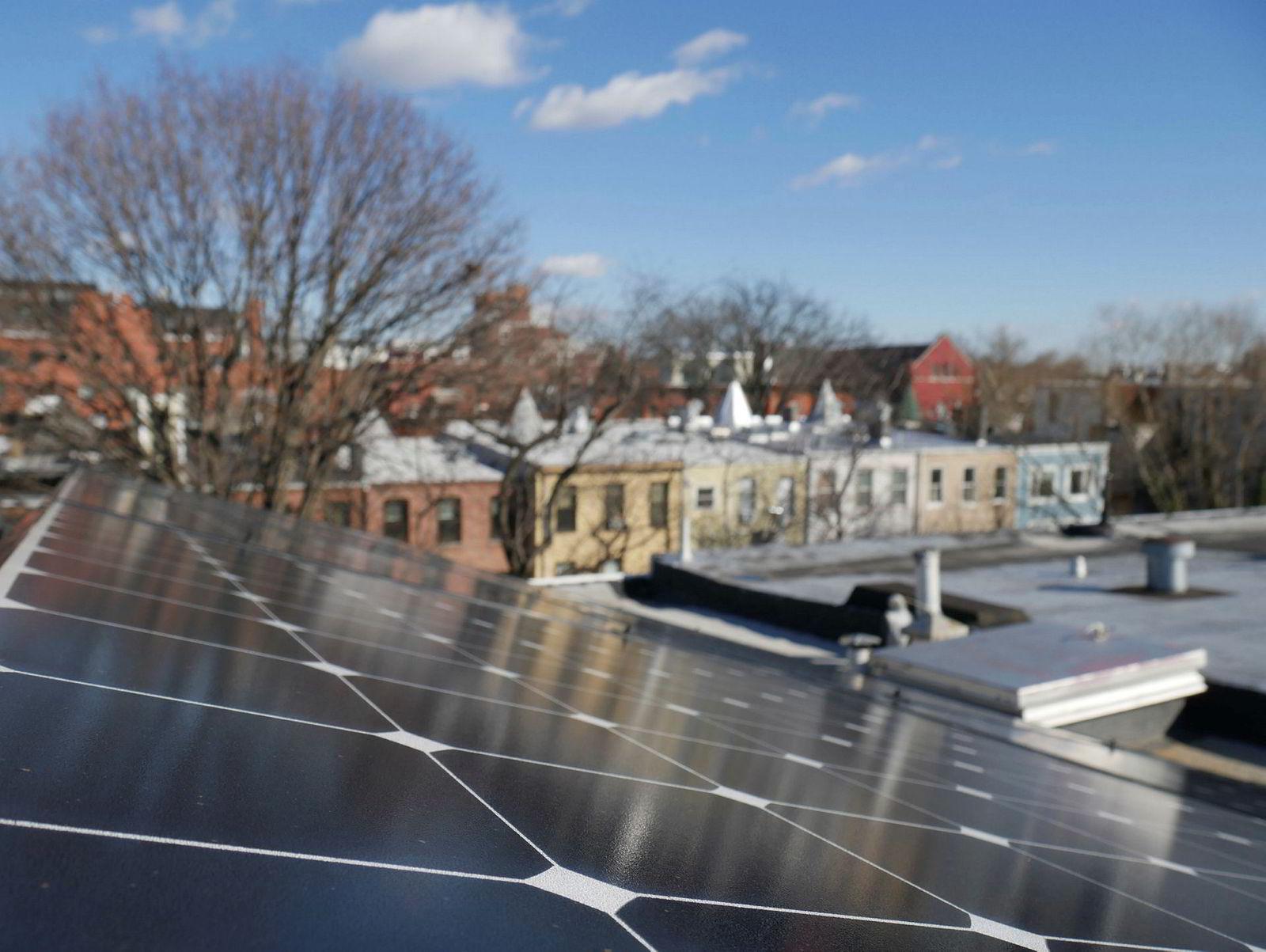 LO3 Energy tester ut et av verdens mest avanserte mikronett i Brooklyn i New York.