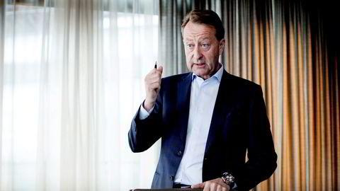 Investor og eier Bjørn Rune Gjelsten i Sport 1-Gruppen kjøper Gresvig for over 873 millioner kroner sammen med Olav Nils Sunde.