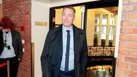 Norges EØS- og EU-minister Frank Bakke-Jensen (H) nevnes som en mulig ny forsvarsminister, hvis Ine Eriksen Søreide (H) blir utenriksminister.