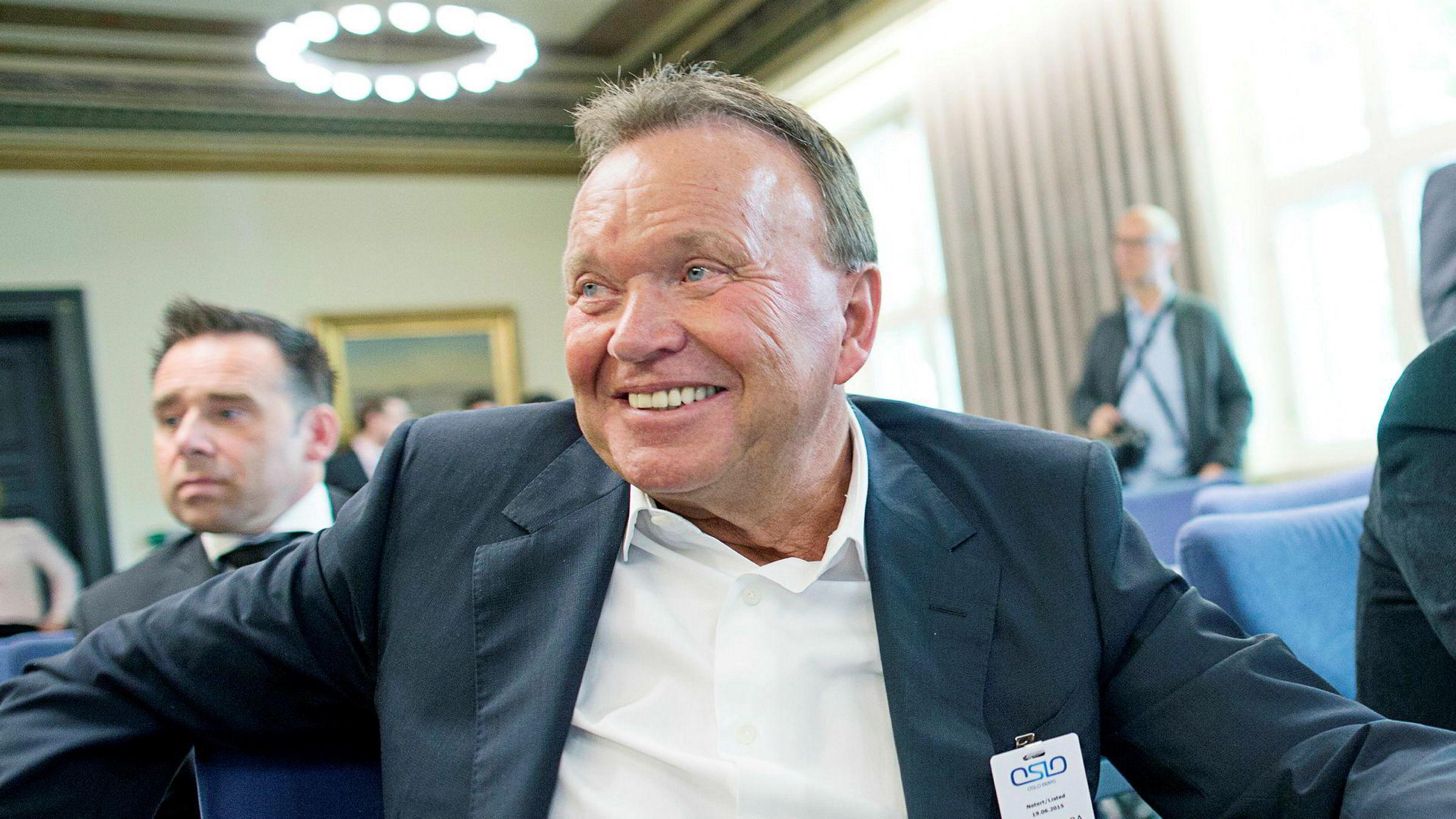 Europris-gründer Terje Høili er varamedlem i styret til selskapet som er største eier i nettbutikken 123Levert.no.
