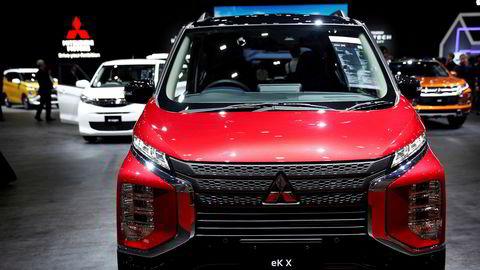 Redaktør for bransjenettstedet Bilnytt.no tror Mitsubishi kan være ferdige i Europa. Avbildet er en elektrisk Mitsubishi på Tokyo Motor Show i 2019.