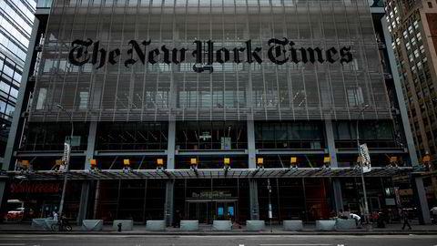 Storavisen The New York Times måtte fredag erkjenne at en podkast som ble lagt av en betrodd og erfaren korrespondent, bygde på oppdiktede historier.