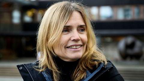 Karen Helene Ulltveit-Moe, professor i økonomi, la nylig frem forslaget om ekstra skatt for laksenæringen.