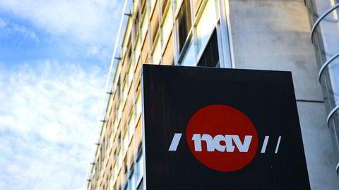 Nav-kontor i Oslo.