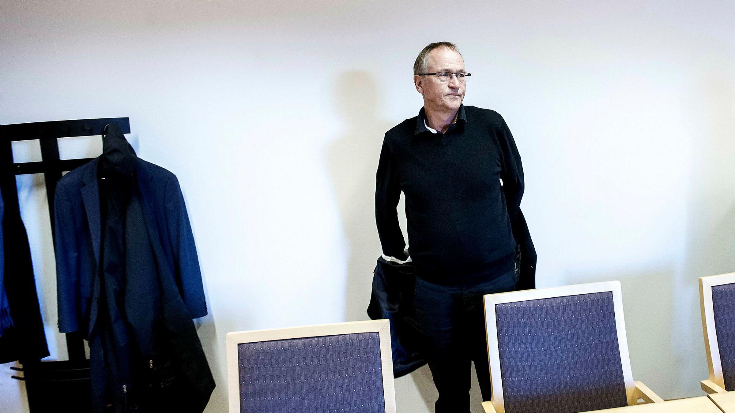 Nillegründer Mons Bertil Aarskog har til sammen hatt en gevinst på 900 millioner kroner på butikkjeden han grunnla i 1981. Her fra en skattesak i 2015.