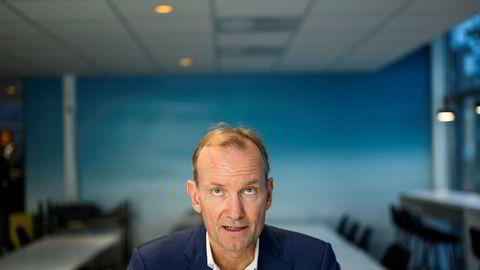 Styreleder Niels Smedegaard i Norwegian advarer mot krisen flybransjen befinner seg i.