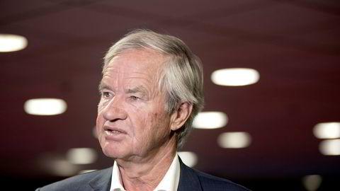 Tidligere Norwegian-sjef Bjørn Kjos vet ikke hva den korrekte formuen sin er, men han er klar på at det som står i ligningstallene er feil.