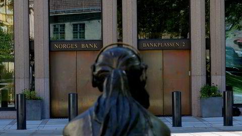 Krisepolitikken gir oss nye innsikter om pengepolitikken og de mulighetene som ligger i å ha en sentralbank som kan trykke penger, skriver artikkelforfatteren.