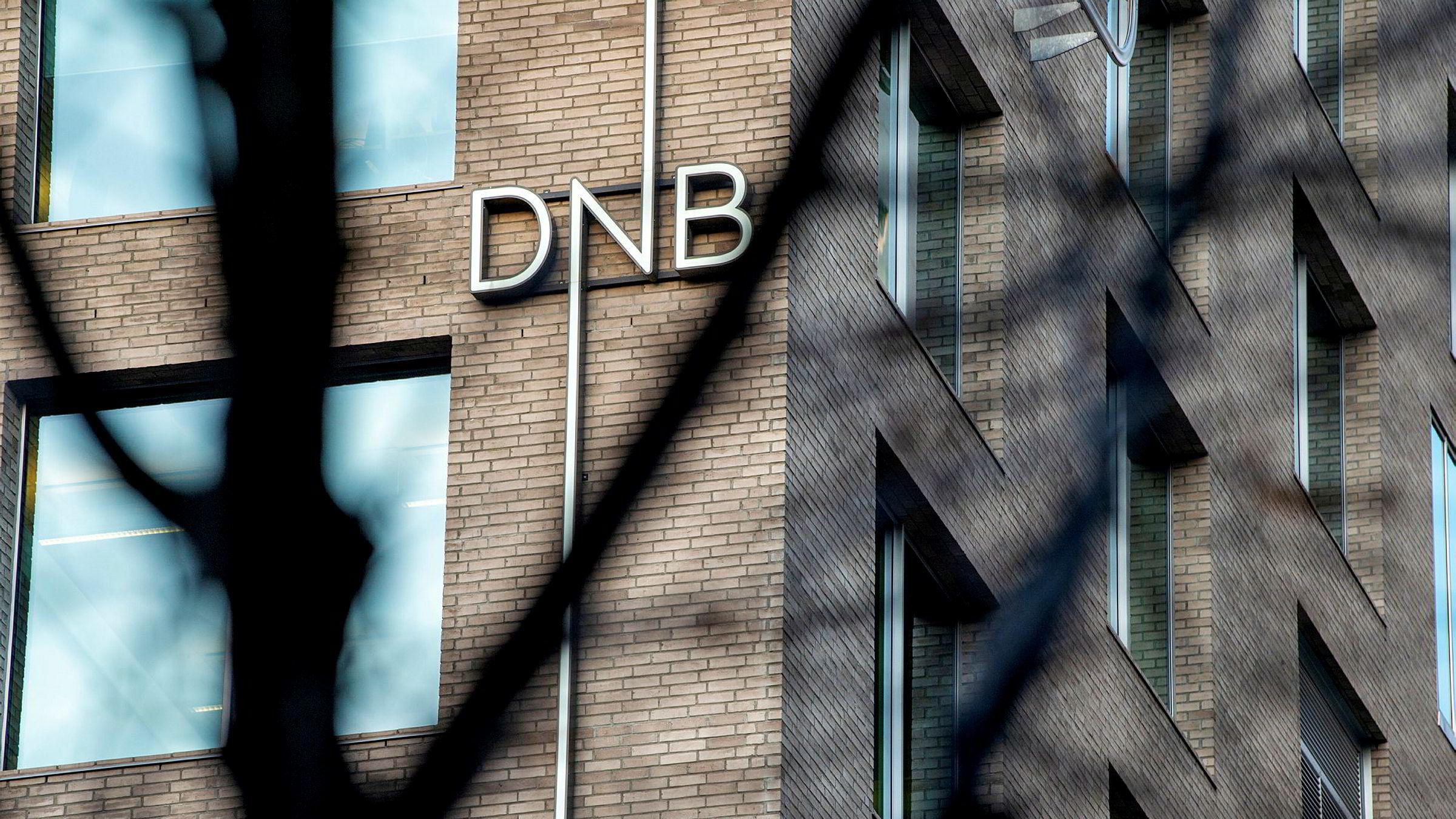 DNB bygget.
