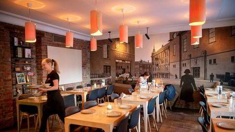 Smalhans åpnet på St. Hanshaugen i 2012, og er blitt en populær nabolagsrestaurant.