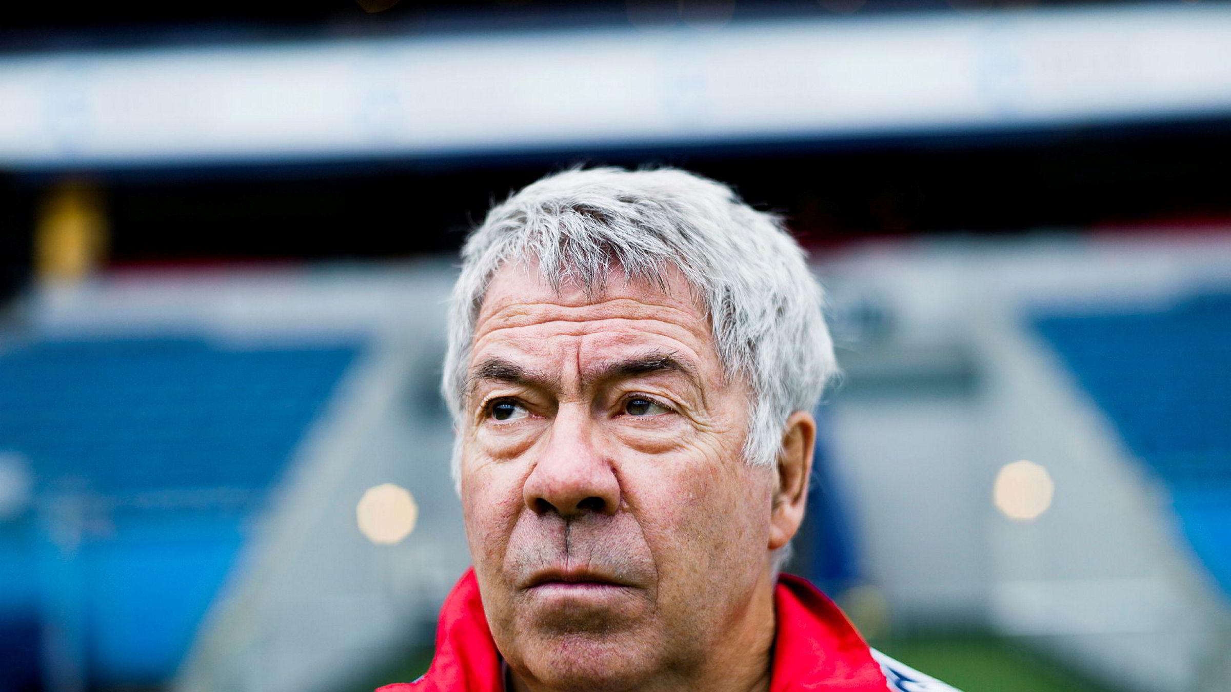 Egil «Drillo» Olsen forberedte seg til fotball-VM med å lese Erika Fatlands «Grensen».