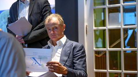 Investor Øystein Stray Spetalen spådde grønn kollaps, nå kaster han seg på den grønne investorbølgen og skifter ham på Saga Tankers til Saga Pure
