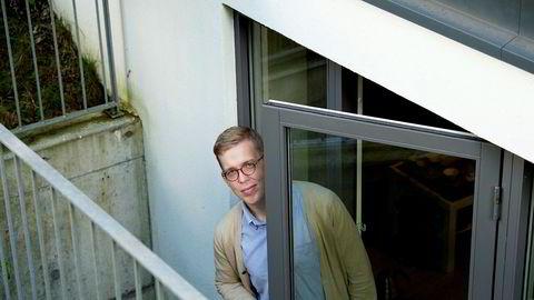 Hans Kristoffer Andersen Graff har akkurat startet på en doktorgrad om kinesisk litteratur på Harvard – fra en kjellerhybel på Vinderen i Oslo.