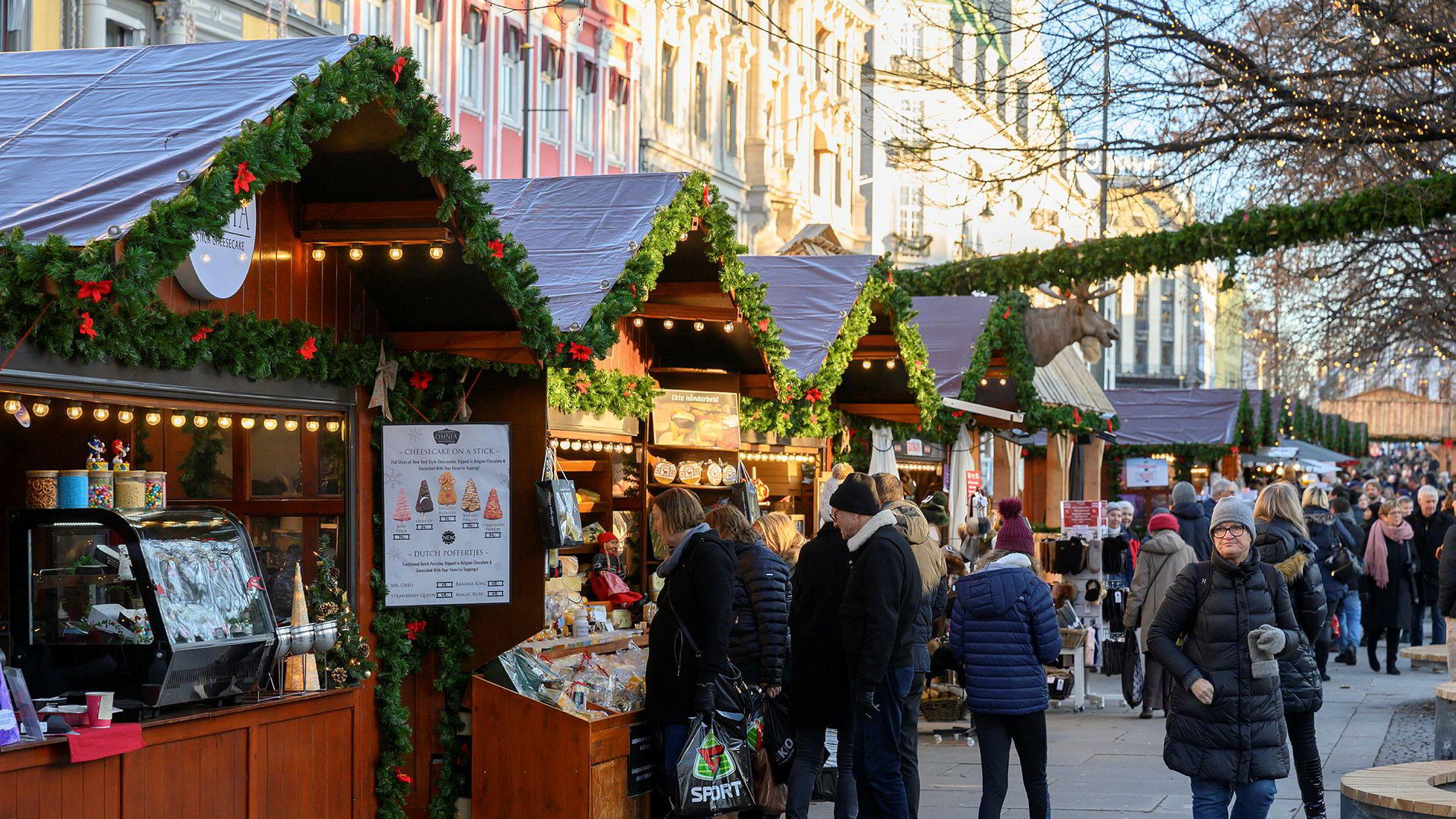 Julemarkeder, der en kan kjøpe juggel, gløgg og kortreist tradisjonsmat i desembersørpen, blir markedsført som en «gammel tradisjon». De aller fleste norske julemarkedene er imidlertid etablert etter årtusenskiftet – og tok for alvor av det siste tiåret. I år er det rundt 200 i Norge, og dette markedet ligger i Spikersuppa i Oslo.