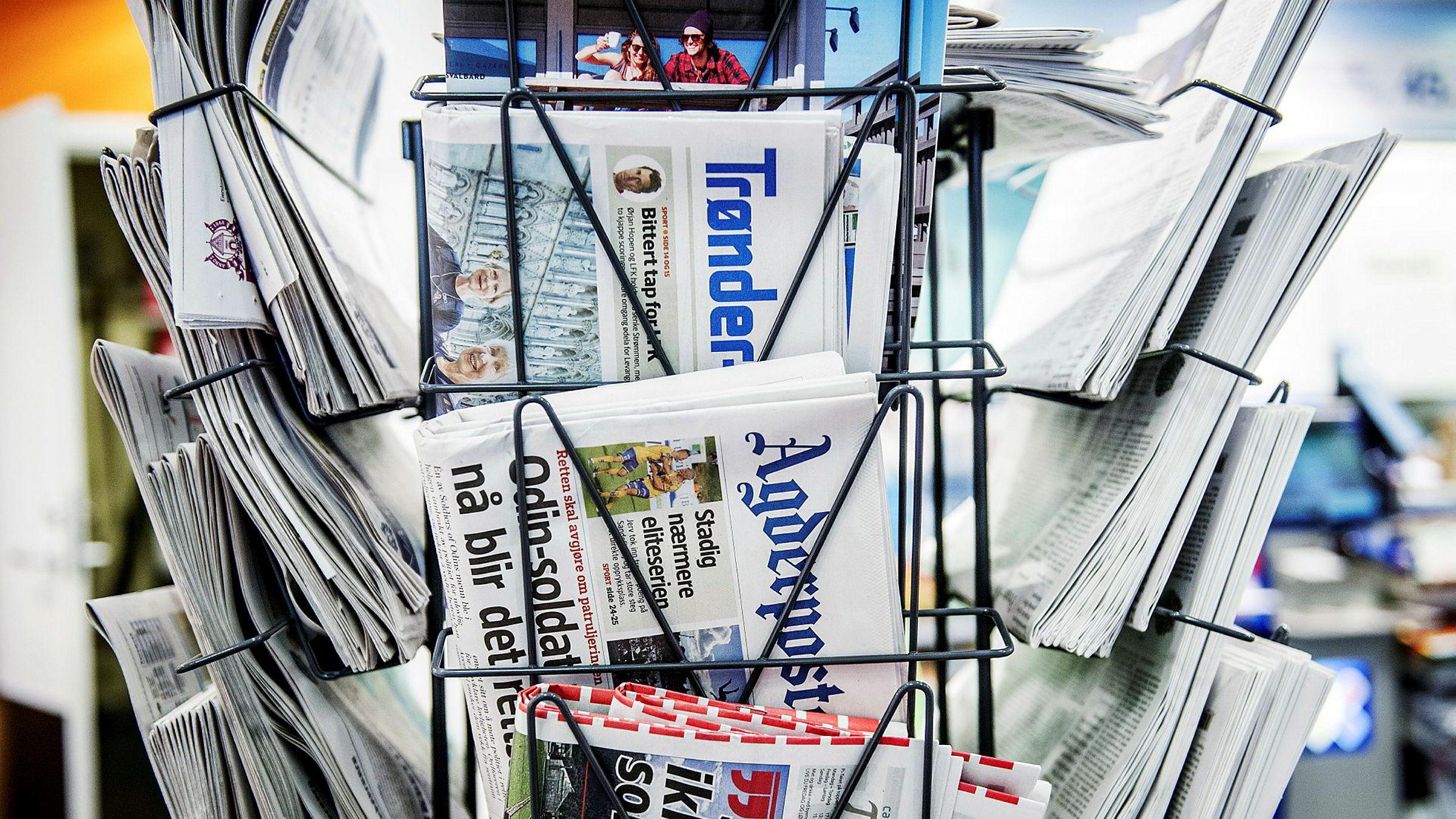 De kommersielle mediene har skåret ned utgiftssiden i flere år for å ta hensyn til inntektsfall på annonsesiden som følge av digitaliseringen. Derfor er permitteringene vi ser nå kritiske, skriver Ole Erik Almlid og Randi Øgrey i innlegget.