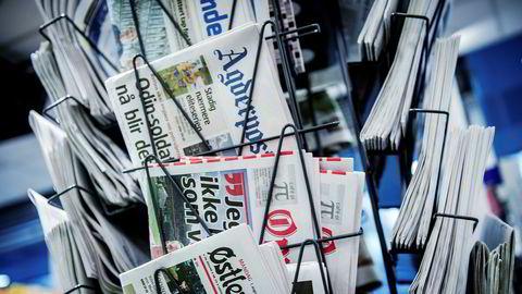 De tredve største region- og lokalavisene i Norge er fortsatt papiraviser i økonomisk forstand. Over 60 prosent av omsetningen kommer fra papir, skriver Sturle Rasmussen.